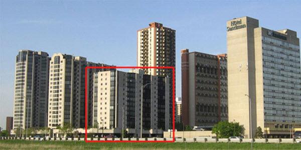 Place de l 39 estuaire for Bureau acces montreal
